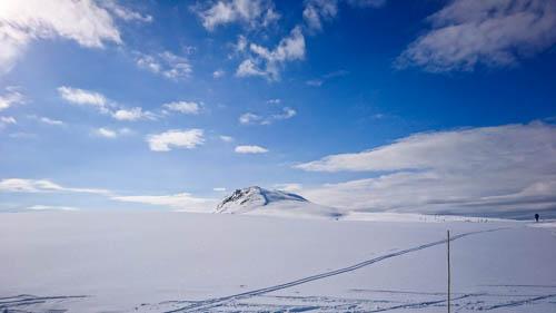Skitur til Tempelseter